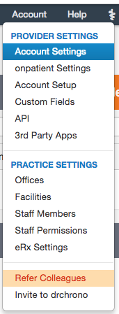 how do i add a date range to my appointment templates drchrono